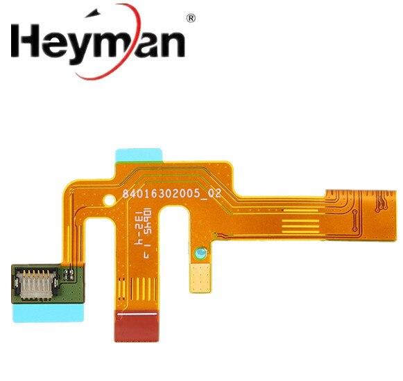 Heyman Flex Cable para Motorola Moto X (2nd general) XT1095 XT1096 XT1097 placa base Cable plano cinta reemplazo