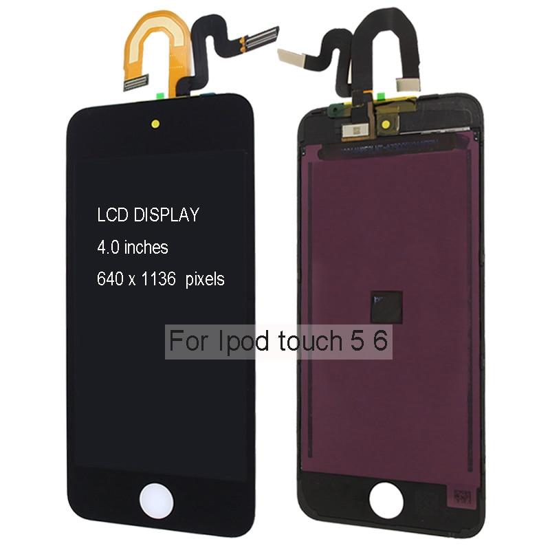Substituição LCD para ipod touch 5 6 tela LCD