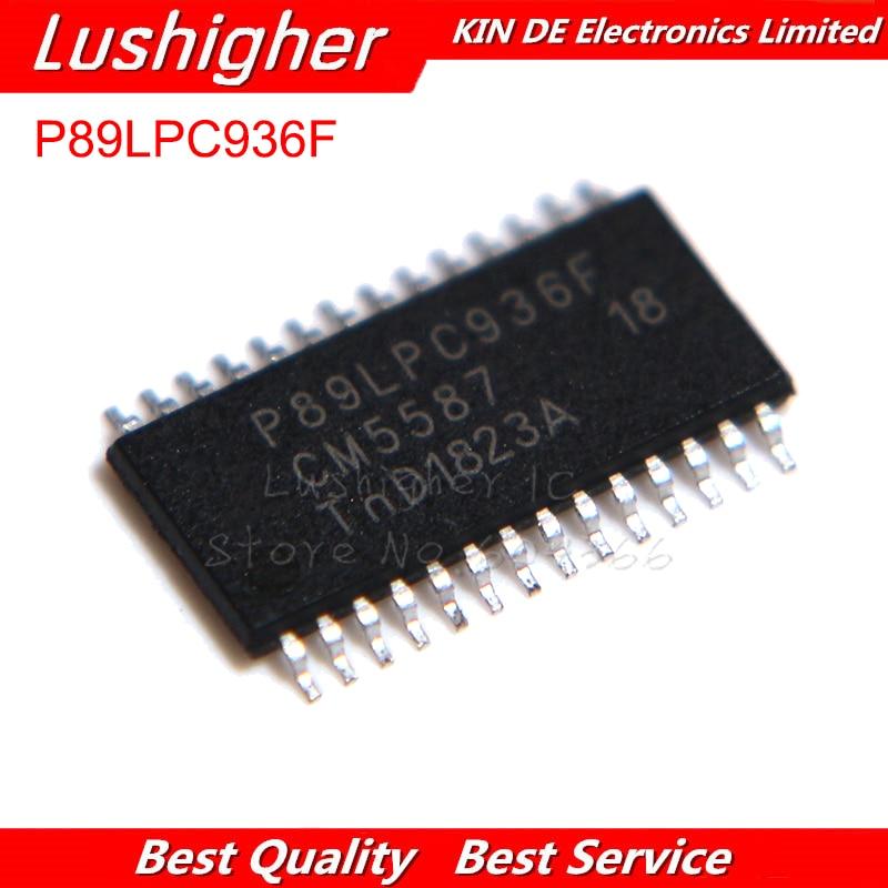 5 قطعة P89LPC936F P89LPC936FDH TSSOP-20 مايكرو تحكم رقاقة