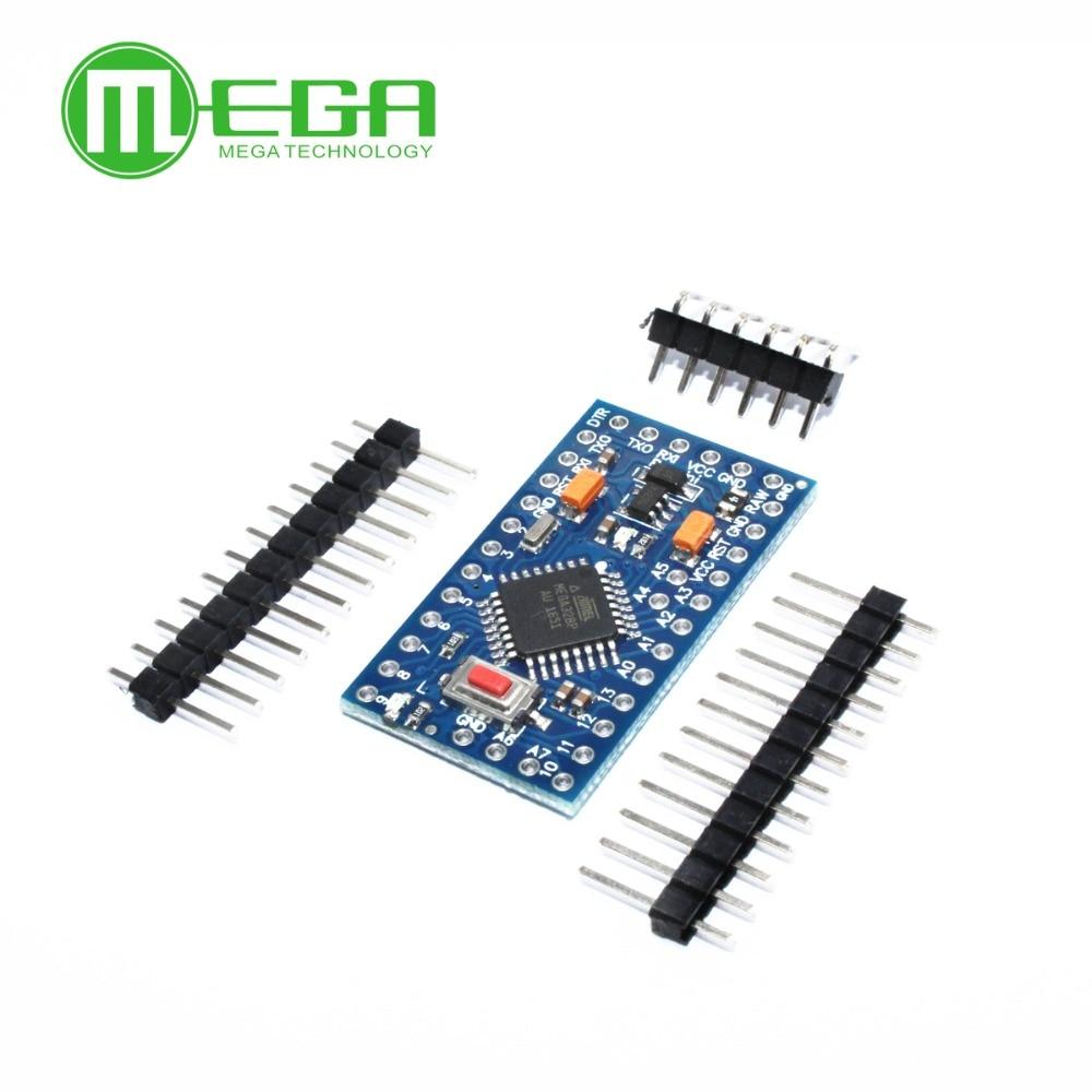 10 قطعة برو البسيطة وحدة Atmega328 5V 16M ل متوافق نانو