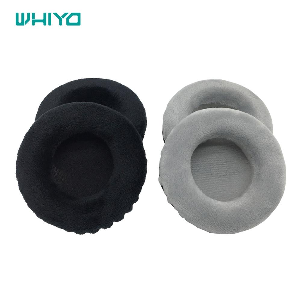 Whiyo 120mm 115mm almohadilla para oreja de almohadillas para Beyerdynamic Sennheiser ATH Sony PHILIPS AKG Superlux técnicas JBL