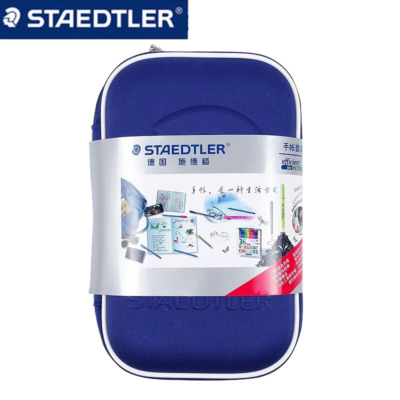 STAEDTLER SFG 811, lápices de colores, resaltador, Juego de lápices para escritura dibujo, suministros de arte