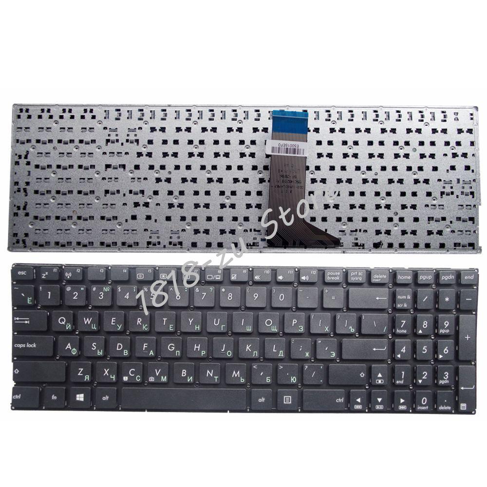 YALUZU RU Новая русская клавиатура для ноутбука ASUS X551M X551MAV F551 F551C F551CA F551M F551MA F551MAV R512 R512CA R512MA R512MAV