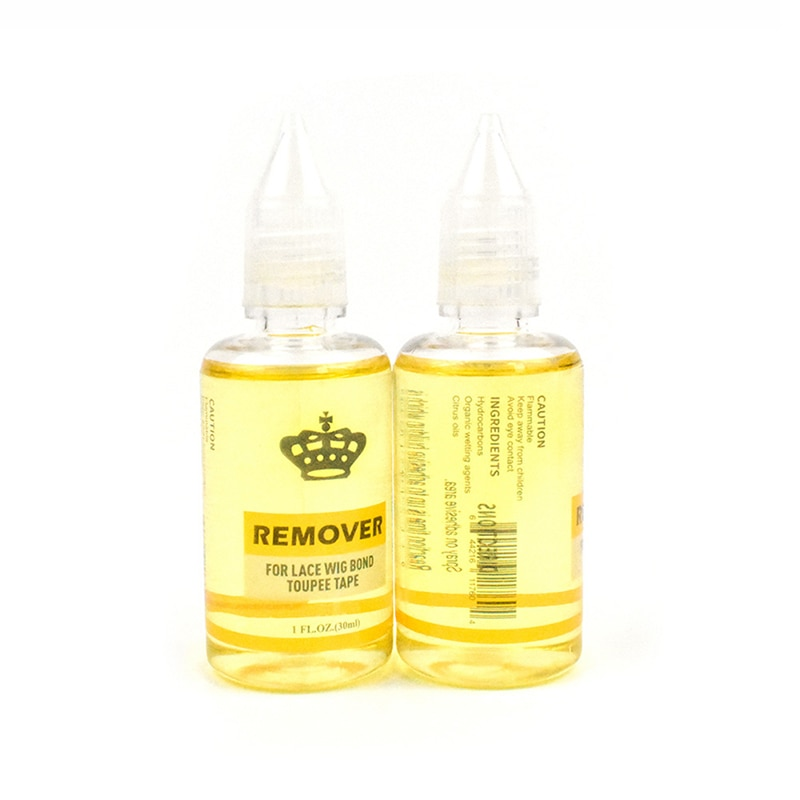30ml Remover For Lace Wig Bond And Toupee Tape Super Hair Bonding Glue Hair Extension Remover Profes