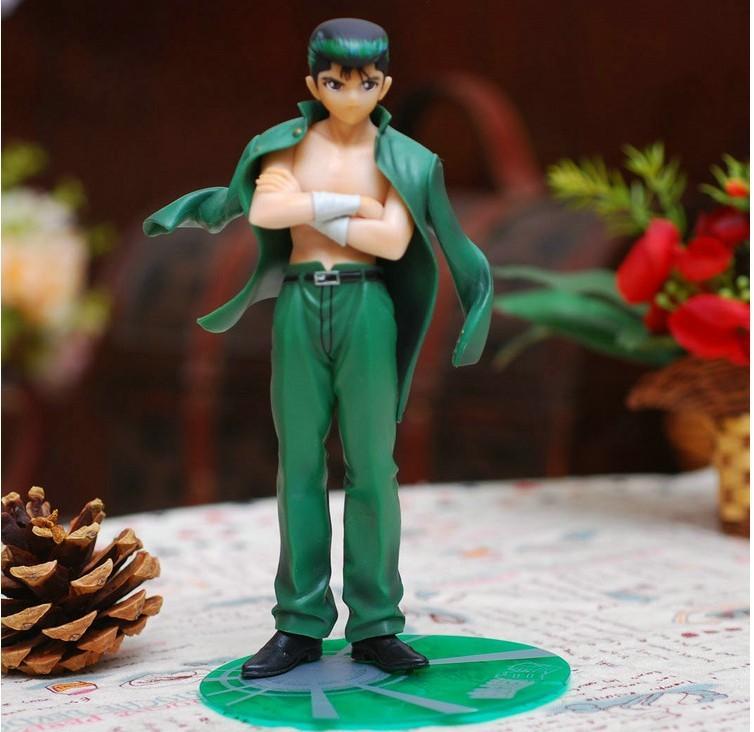 ARTFX J YuYu Hakusho Yusuke Urameshi 18cm PVC Figure 1/8 scale Model Toy