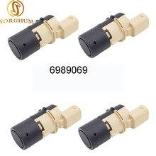 4PCS PDC Sensore di Parcheggio 6989069 66206989069 Paraurti Oggetto Reverse Assist Radar Per BMW 66206989092 66206989174 66206938739