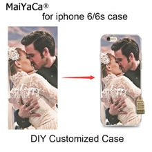 MaiYaCa 독특한 맞춤형 DIY 인쇄 TPU 소프트 폰 케이스 커버 for iPhone 8 8Plus 7 6s Plus SE 5 5s 4s X