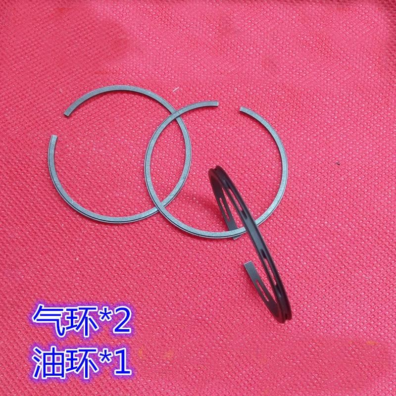 Juego de anillos de pistón de diámetro exterior de 48mm para compresor