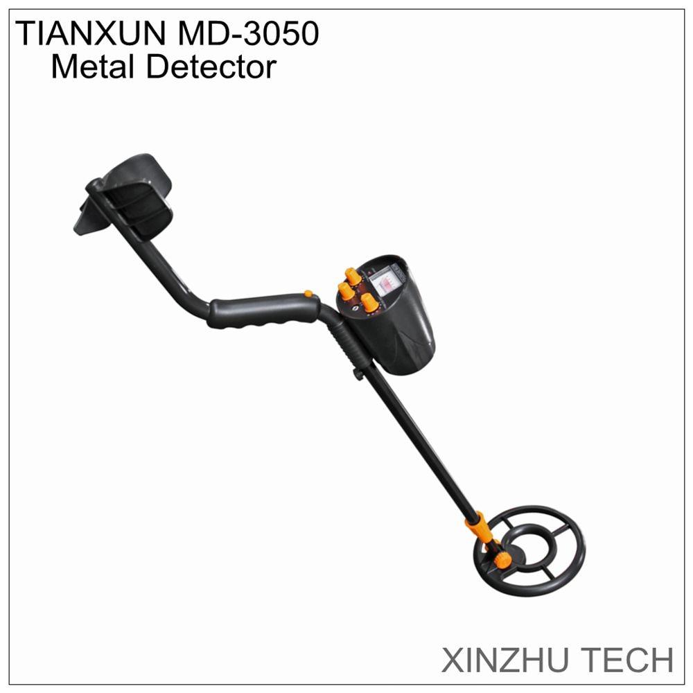 TIANXUN-Detector De Metales MD3050, Detector De oro subterráneo, buscador De tesoros, impermeable,...