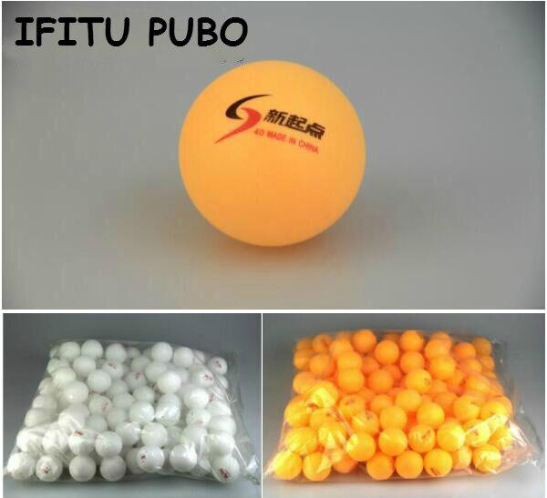 Белые мячи для пинг-понга, 30 шт./лот, оранжевые мячи для настольного тенниса 4 см, Прямая поставка
