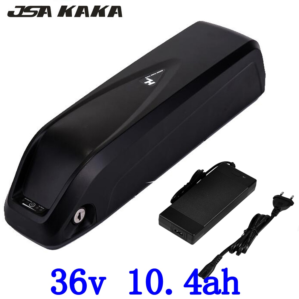 36 v 10AH hailong Batterie 36 v 10.4ah elektrische fahrrad Batterie verwenden Samsung 2600 mah zelle lithium-ion batterie mit 42V2A ladegerät