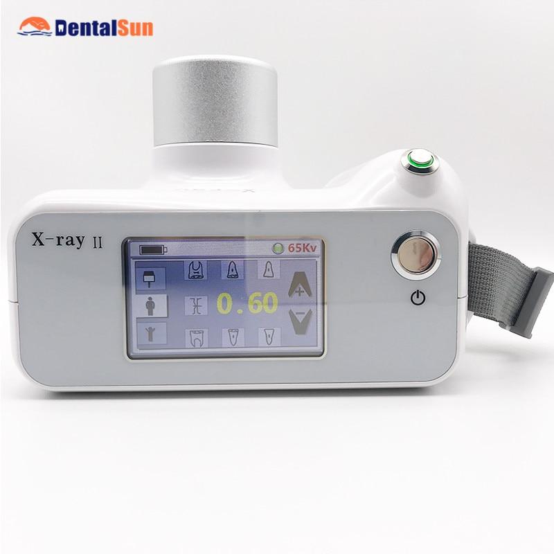 Unidad de rayos X de pantalla táctil portátil Dental con tubo de rayos X Toshiba D-045
