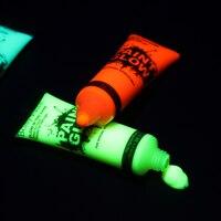 Флуоресцентная краска, 5 штук по 75 мг. #3