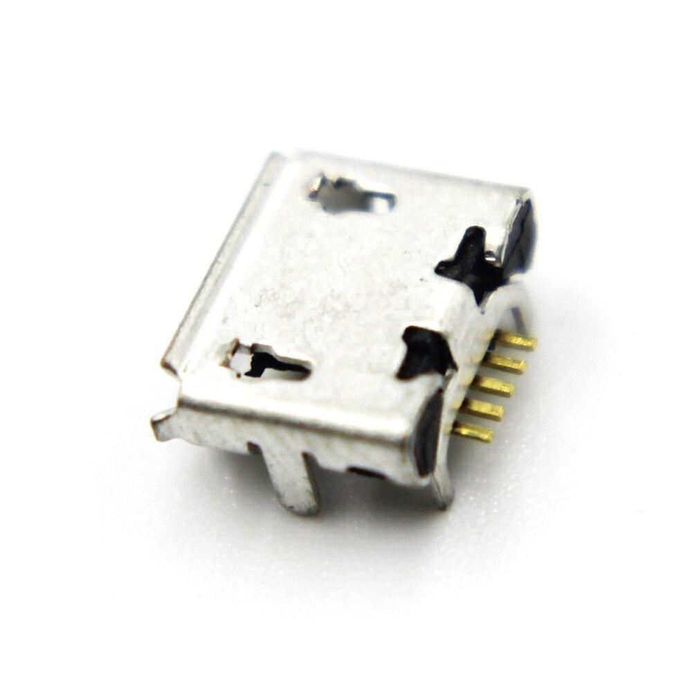 10 unids/lote nuevo cargador de puerto de sincronización de carga Micro USB para Acer Iconia TAB 10 A3-A20