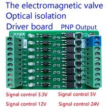AL-ZARD 8 16 Kanal Elektromagnetische Ventil Micro controller PLC Ausgang Verstärker Bord Transistor Extension Board PNP 3.3 ~ 24V