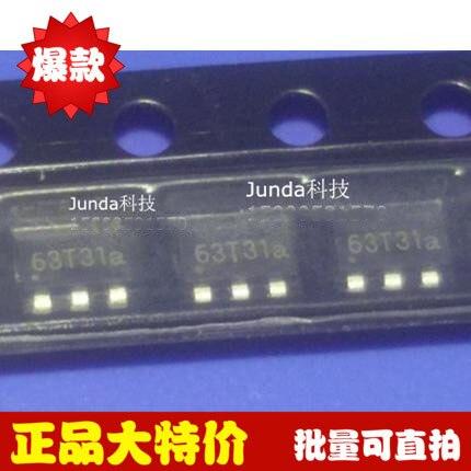 Envío Gratis 20 unids/lote AP3103KTR-G1 AP3103KTR AP3103 GHL pantalla SOT23 controladores PWM nuevo original
