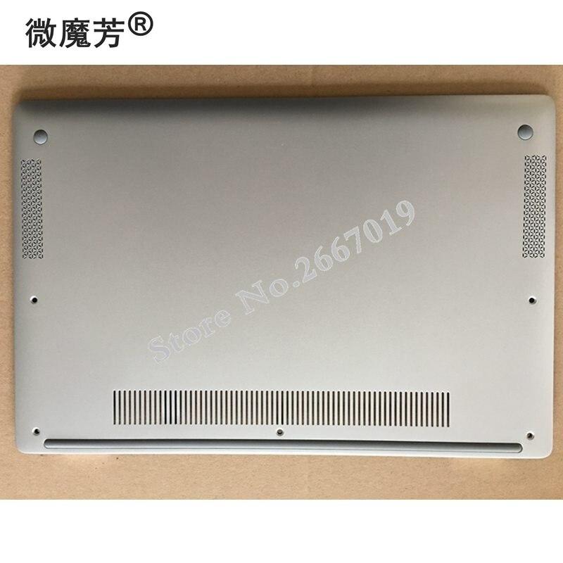 غطاء سفلي لـ HP ELITEBOOK X360 1030 G2 ، D shell 6070b99201 ، فضي