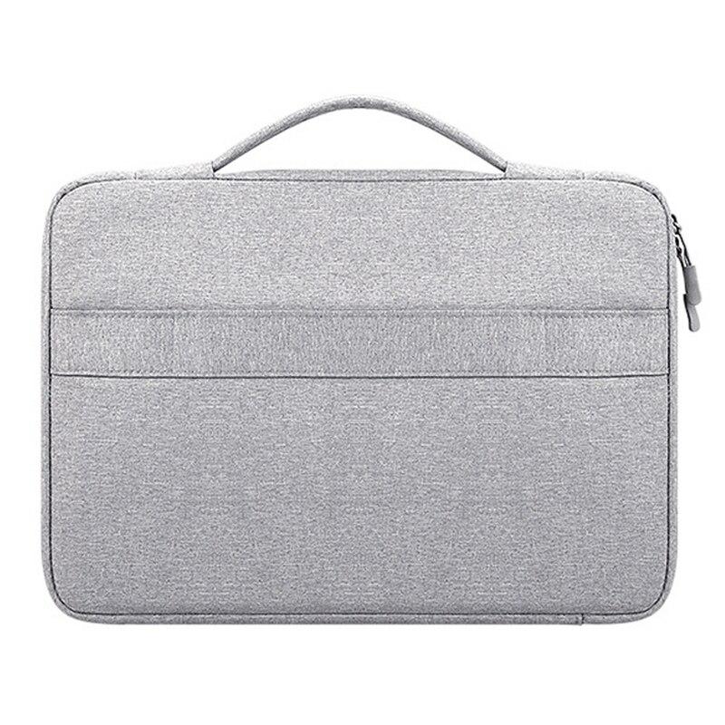Bolso de mano de Nylon impermeable para Mackbook 13,3 pulgadas funda para portátil
