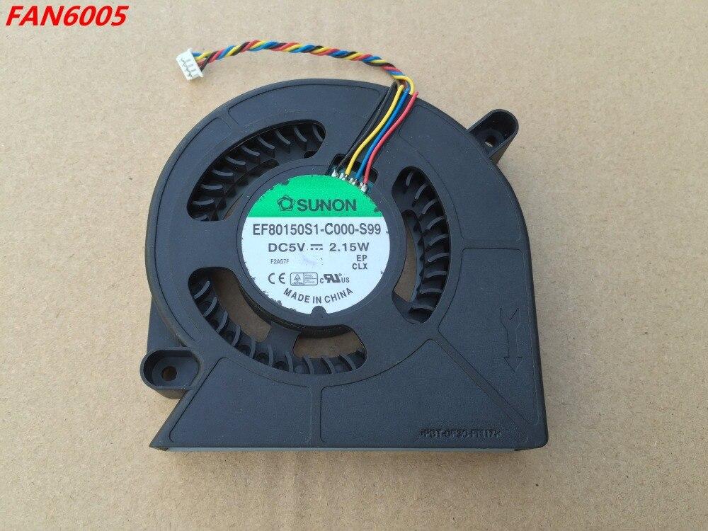 Ventilador de refrigeración de la CPU enfriador de Lenovo IdeaCentre A700 KSB06105HA-9M16 EG80150S1-C010-S99 KSB06105HA 9M16