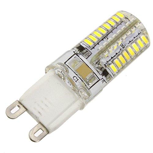 3W G9 LED Corn Lights T 64 SMD 3014 300 lm Warm White Cool White AC 220-240 V  Spotlight led led bulb hrsod 2x r7s 118mm 18w 228 x 3014smd 1650 lm 360 warm white cool white t decorative corn bulbs ac 220 240 v