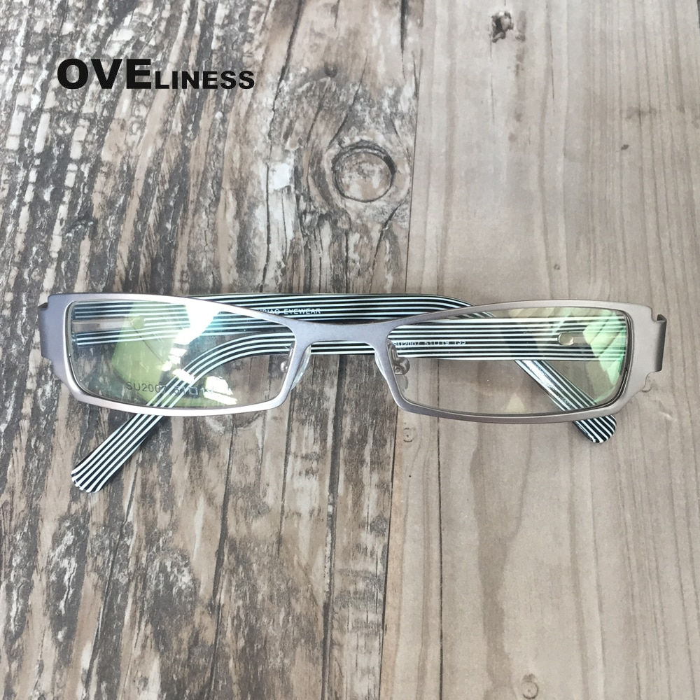 Оптические очки оправа для женщин близорукости полная компьютерные мужские по