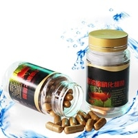 60 Tablets/bottle Fish Tank Pond Cleaner Water Concentrate Bio-Nitrobacter Capsule For Aquarium Improving Water Quality