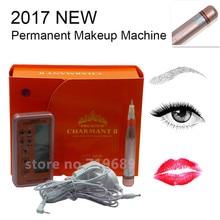 Machines à tatouer numériques OrangeElectric stylos de maquillage permanents pour sourcils lèvres tatouage corporel Kits cosmétiques aiguille à cartouche de maquillage