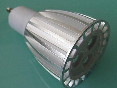 FREE SHIPPING 5PCS Factory direct sale  AC:85-265V GU10-10W  LED Spot lighting HIGH POWER&QUALITY