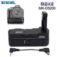 Meike MK-D5200 Vertical Camera Muti-Power Battery Grip Holder Pack for Nikon D5200 DSLR EN-EL14