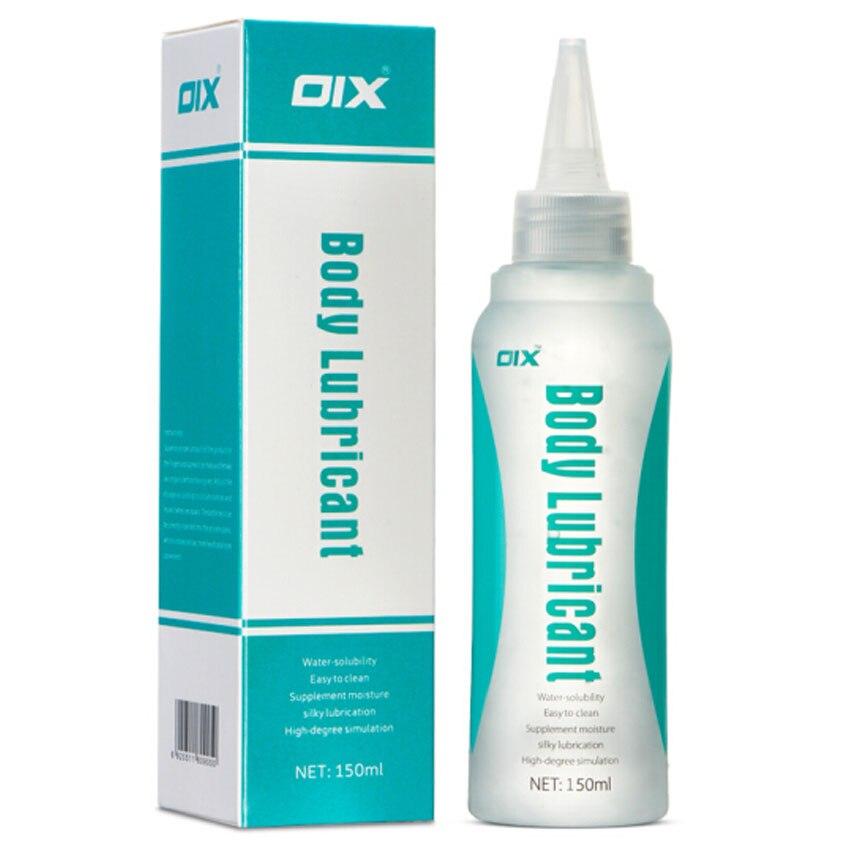 Lubricante Anal táctil de seda 2 uds, lubricación gay, aceites sexuales, productos sexuales para adultos 150ML
