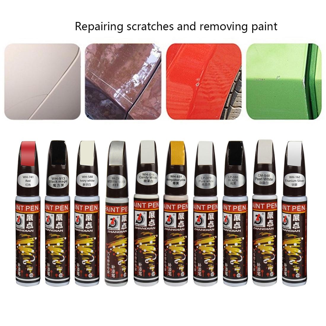 Ручка для подсветки автомобиля, водонепроницаемая, для ремонта и обслуживания краски, устойчивая к царапинам, автомобильные аксессуары