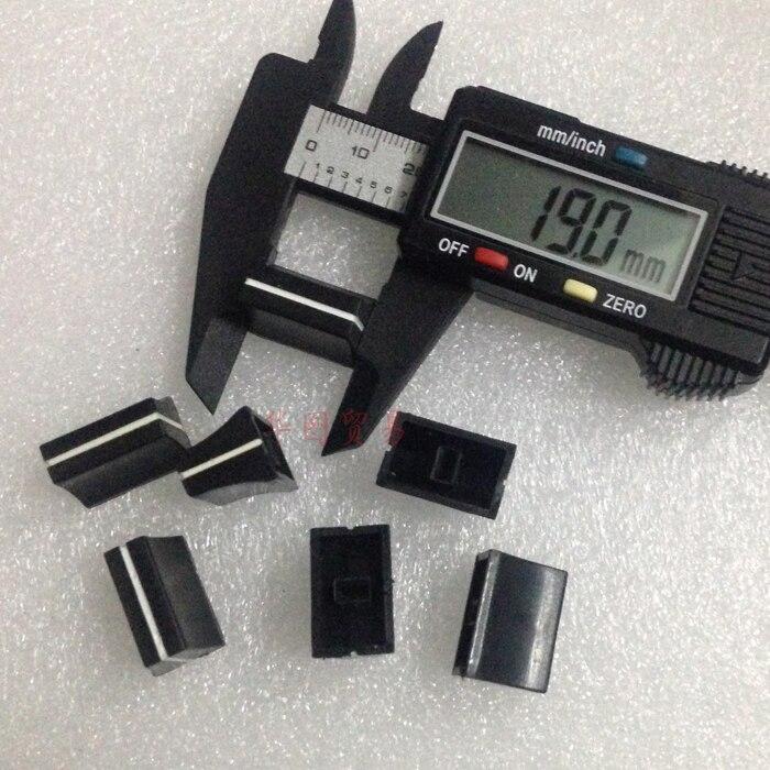 Perilla de atenuador DAC2355 para Pioneer DJM300 DJM500 DJM600 DJM3000 DJM800 DJM700 DAC2371, repuesto DAC1846 100 piezas