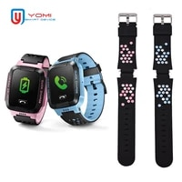 replacement straps for kids smart watch rubber straps replace gps smart watch belts with buckle q528 y19 y21 y12 t7
