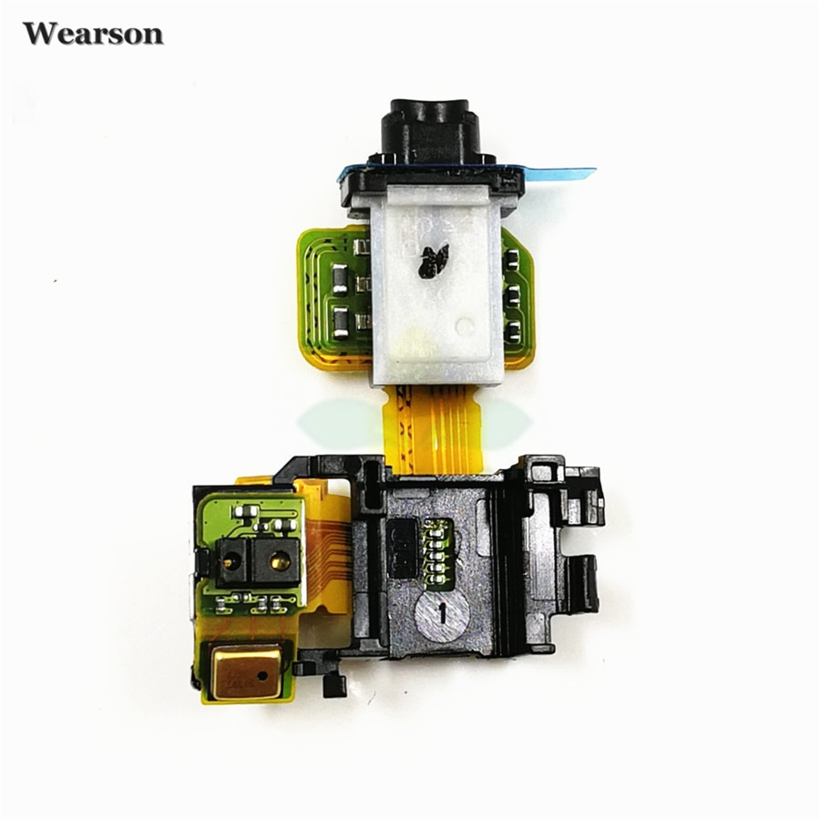 For Sony Xperia Z3 D6603 D6653 D6633 D6683 L55T L55U SOL26 Earphone Flex Cable Sensor FPC High Quality Tested