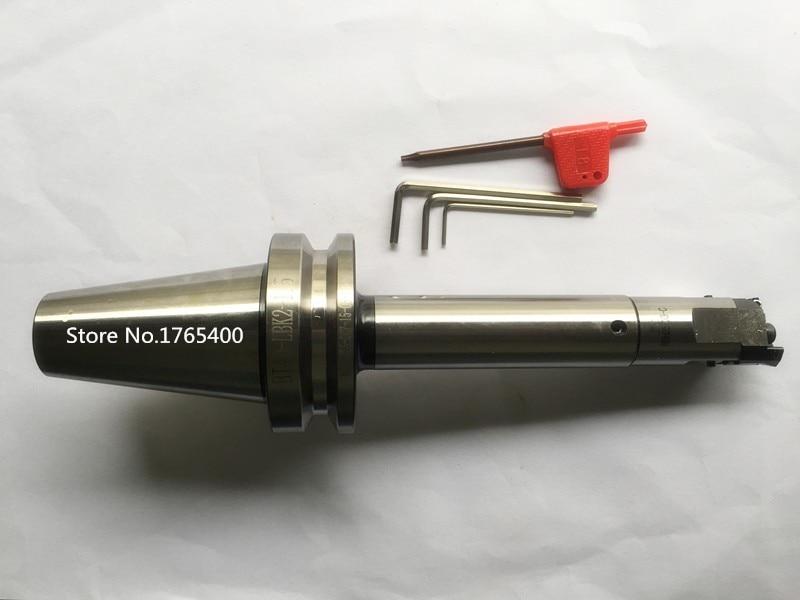 BT30-LBK3-80L M12 أربور RBH 32-42 مللي متر عالية الدقة التوأم بت الخام مملة رئيس تستخدم ل ثقوب عميقة ، RBH32-42 أداة