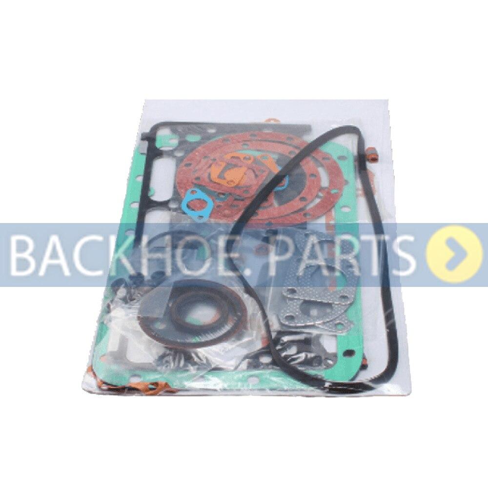 Kit completo de juntas de motor Z-5-87810-457-2 Z-5-87812-706-1 para ISUZU 4JB1