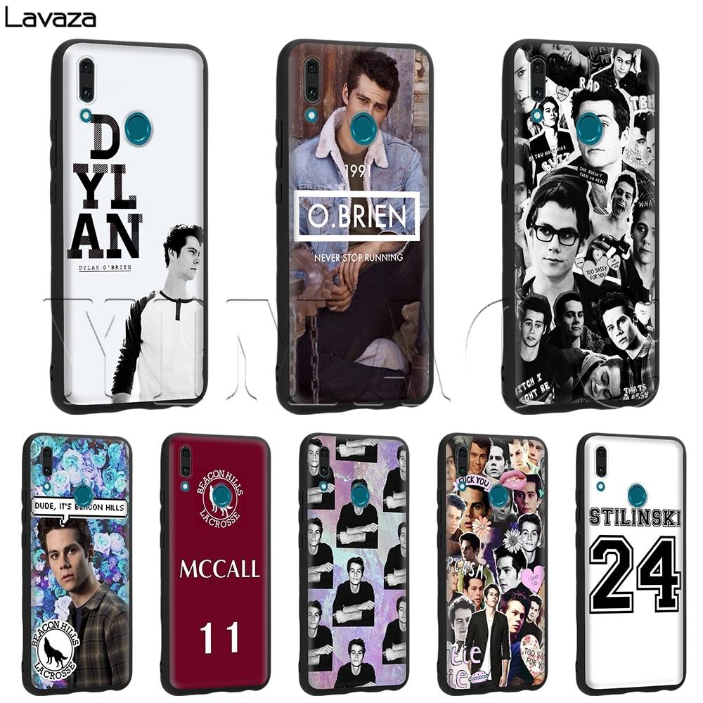 Lavaza Teen Wolf Dylan Obrien Fall für Huawei Mate Y7 Y9 P8 P9 P10 P20 P30 Lite Pro P Smart mini 2017 2019