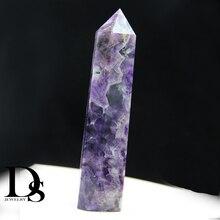DS Top!!! Baguette en cristal à Quartz améthyste 200mm   Cristal naturel de rêve, Chevron Point Reiki, cristal de guérison pour cadeau, décoration de maison