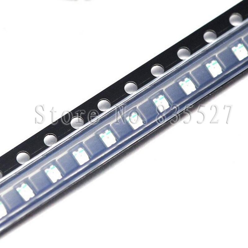 3000 قطعة/الوحدة 0805 SMD LED 90-100mcd أصفر الخفيفة البعث ديود 2012