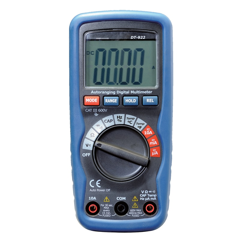 digital multimeter professional Automatic range  Current voltage resistance tester Accurate precision