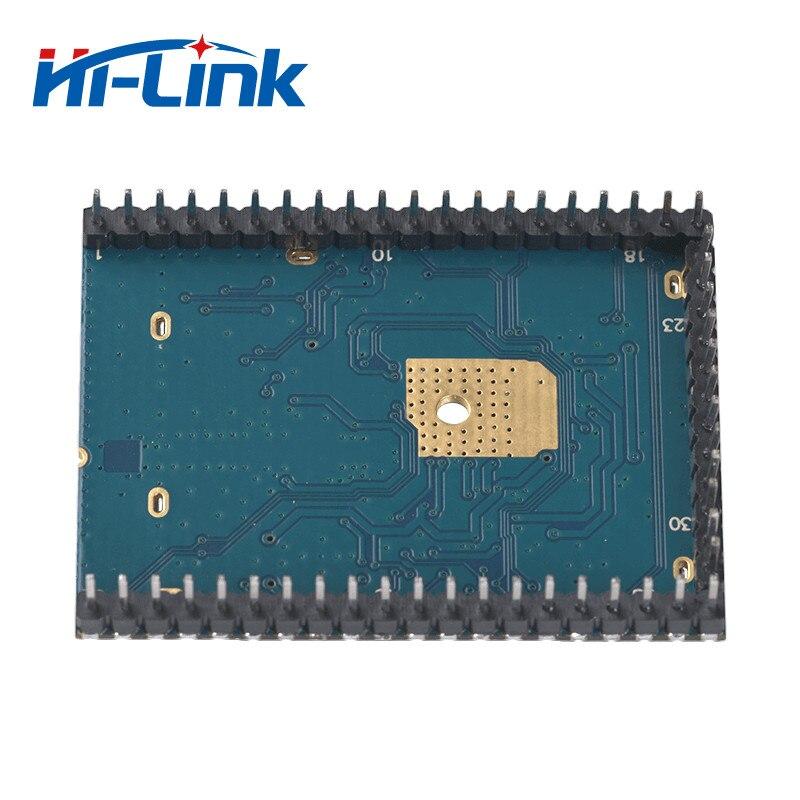 Frete Grátis 5 pçs/lote novo HLK-RM08K MT7688K chipset router ethernet serial módulo sem fio com antena PCB substituir HLK-RM04