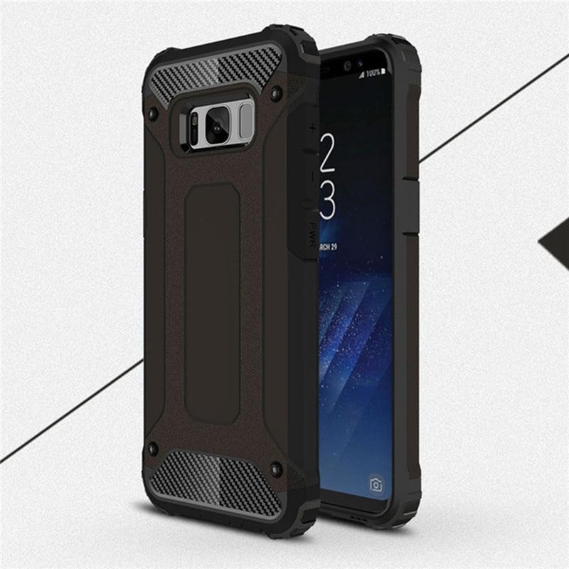 Для Samsung Galaxy Note 9 8 5 A9 2016 A7 A5 A3 2017 S8 S9 S10 S7 J7 Neo J2 J5 j3 j6 C9 pro чехол противоударный Бампер защитный чехол
