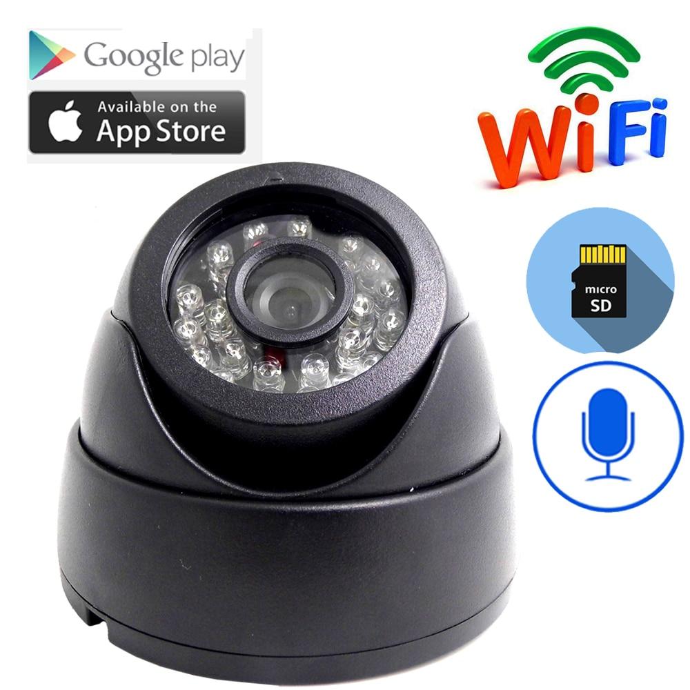 Мини wifi камера Домашняя безопасность ip-камера аудио Беспроводная мини-камера ночного видения Wi-Fi камера видеонаблюден
