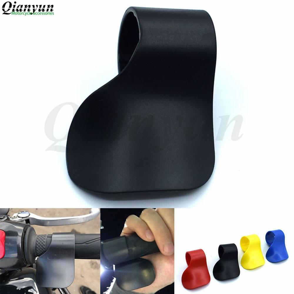 Universal abrazadera de acelerador para motocicleta de ayuda para repostaje elevador de aceleración para Honda CB1100 GIO especial CRF1000L África doble CBF1000 un