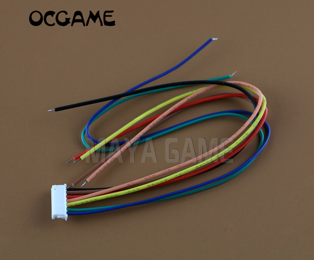 Сменный кабель для кабеля nandx nand x, 30 шт./лот, набор для установки проводов для xbox360 OCGAME
