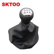 SKTOO Auto Manuelle 5 Geschwindigkeit Getriebe Gangschaltung Griff Shifter hebel Für Peugeot 206 306 307 3008 Für Citroen C2 C4 Picasso