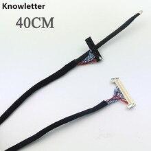 FIX-30 pin simple 8 15 pouces-32 pouces lvds câble cavo 40 cm