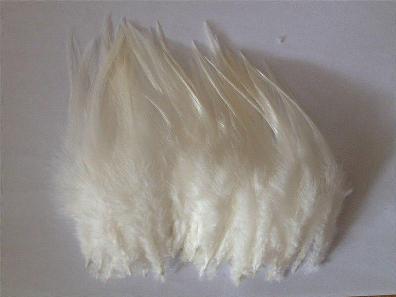 Chaleur! Plume de faisan Beige 10-15cm de long   50 pièces, décoration de bijoux à bricoler et soi-même, livraison gratuite, vente