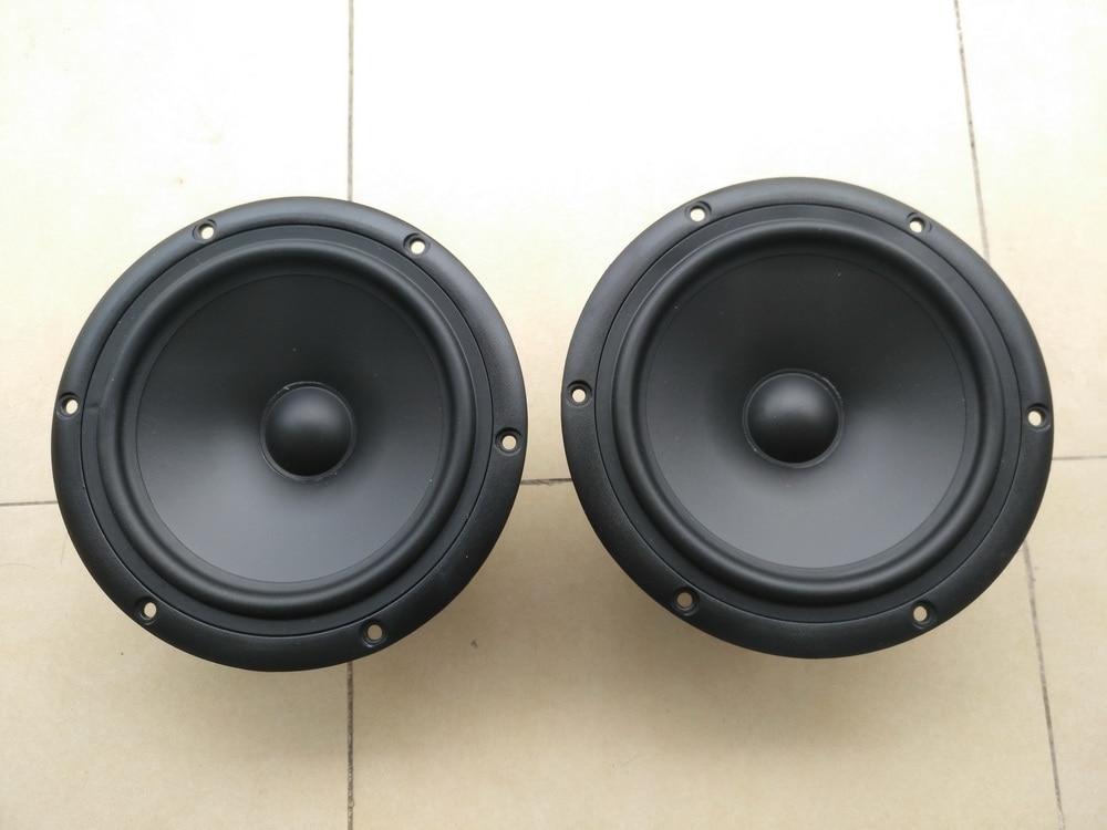 زوج مكبر صوت متوسط الصوت Vifa BC18 6.5 8ohm