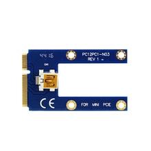 Mini pcie USB 3.0 adaptörü dönüştürücü USB3.0 mini pci e PCIE ekspres kart Toptan